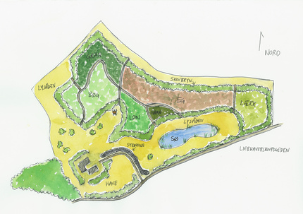 Masterplan for naturen